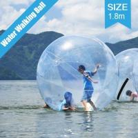 Buy cheap 1.8M(5.9ft) Dia Water Ball Inflatable Water Walking Ball Zorb Roll/Dance Ball from wholesalers