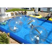Buy cheap Inflatable Pool for water walking ball zorb ball and other games (8*8*0.6)M/(26.2*26.2*1.9)feet from wholesalers