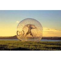 Buy cheap 3M Dia One Hole Zorb Ball Inflatable Zorb Ball Zorbing Human Hamster Ball PVC 1.0MM from wholesalers