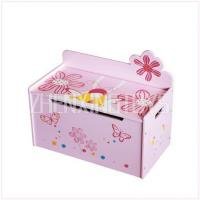 pink girl's toy box ProductID: TZ-D1279