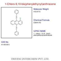 Quality 1-Chloro-9,10-bis(phenylethynyl)anthracene for sale