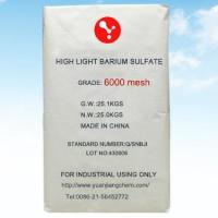Quality High light barium sulfate for sale