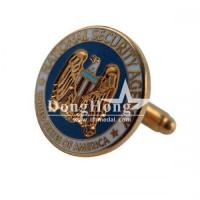 Quality Metal Promotional Gifts Cufflinks for sale
