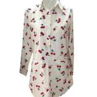Buy All-over printed Blouse at wholesale prices
