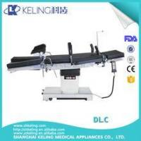 Buy cheap 2017 Chinese factory price high quality surgical operating table from wholesalers