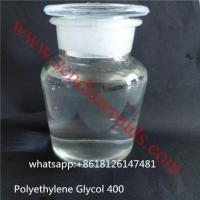 Quality 99% Purity Polyethylene Peg400 Peg300 Peg600 Organic Solvents for Steroids Solutions for sale