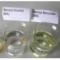 Quality 99% Purity Colorless Organic Solvents BA Benzyl Alcohol for Steroid Solutions for sale