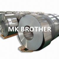 China Hot-dip galvanized steel coil on sale