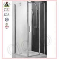 Quality High Quality Pivot Portable Shower Door for sale