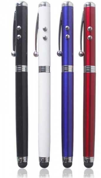 China 4 In 1 Laser Pointer Pen RE200