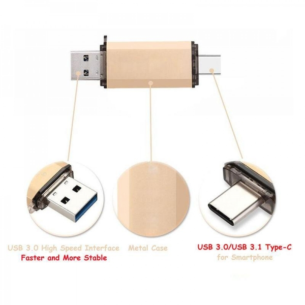 China Mini Usb Flash Drive OTG03