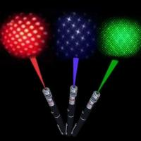 Quality Aluminum 2in1 5mw Laser Pointer Pen For Forensics / Illumination / Alignment for sale