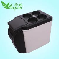 Quality Hot&cooling car refrigerator 6L for sale