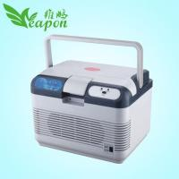 Buy cheap Hot&cooling car fridge 12L from wholesalers