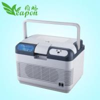 Buy cheap Hot&cooling car fridge 10L from wholesalers
