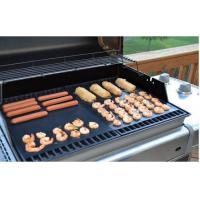 Quality 100% Non Stick Outdoor Barbecue Grill Mats for sale