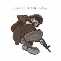 Quality Over 1000 Stock Fun Girl and Boy Scout Patches with Age Appropriate Themes for sale
