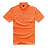 Quality Quick Dri Slim Fitted Breathable Polyester Golf Polo Shirt for sale