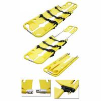 Quality Plastic Scoop Stretcher for Fractured and Paralyzed Patients for sale