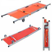 Quality Cheap Price Aluminium Alloy Folding Stretcher with Small Packing Size for sale