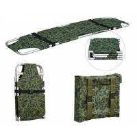Buy cheap Portable Folding Emergency Canvas Stretcher Price from wholesalers