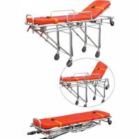 Buy cheap Emergency Automatic Loading Ambulance Stretcher in High Quality from wholesalers