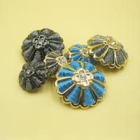 Buy cheap Custom Logo Plating Metal Shank Buttons Sewing Buttons for Clothing from wholesalers