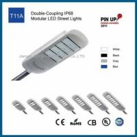 Quality T11A Double-Coupling IP68 Modular LED Street Lights for sale
