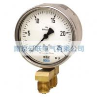 Quality 716.11, 736.11Differential Pressure Gauges For Low Pressure Measurements for sale