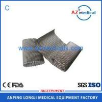 Buy cheap Foldable Aluminum alloy Wire mesh Splint from wholesalers