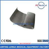 Buy cheap 60X9.5 cm aluminum rolled wire splint from wholesalers