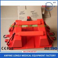 China Swimming Adult Emergency Rescue Backboard Head Immobilizer on sale
