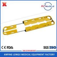 Buy first aid ambulance folding scoop strecher at wholesale prices