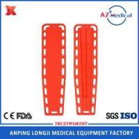 Buy Floating hard plastic adult medical spine board at wholesale prices