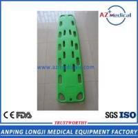 Buy High strength plastic rescue stretcher spine board at wholesale prices