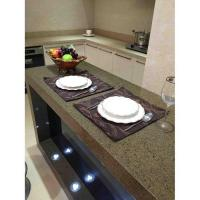 Buy cheap Where To Buy Quartz Countertops with Black Veins Artificial Quartz Stone Table Tops from wholesalers