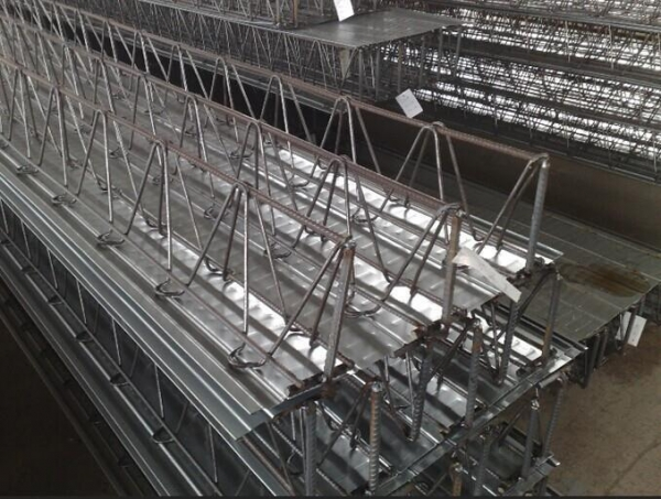 Buy Truss-Girder Steel Reinforced Concrete Column Plate at wholesale prices