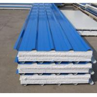 Quality EPS Aluminium Sandwich Roof Panels InsulationFor Walls | Steel Or Metal Panel Roofing Materials for sale