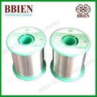 Solder Wire No Clean Lead Free Silver Solder Wire Sn99Ag0.3Cu0.7