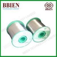 Quality Solder Wire Tin Silver Solder Wire SnAg 0.3~1.0 for sale