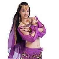 Adult Costumes Seawhisper Costume Purple Cheap Belly Dance Carnival Long Top 5 piece Sets #1000018