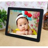 Buy cheap Decorative Desktop 12 Inch Resistance Touch Screen Digital Photo Frames 800*600 product