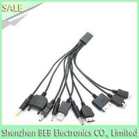 Buy cheap 10 in 1 usb data cable product