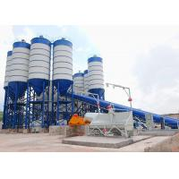 Buy cheap HZS Fully Environmental-friendly Commercial Concrete Mixing Plant from wholesalers