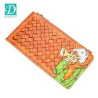 Buy cheap New Designer Women Fashion Card Wallet High Quality Genuine Leather Hand-drawn Card Holder from wholesalers