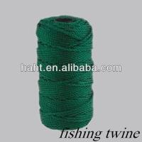 China excellent quaity 210d nylon high tenacity yarn for fishing twin on sale