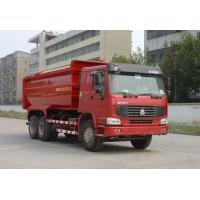 ENVIRONMENT VEHICLE HERMETICAL GARBAGE TRUCK CHASSIS WITH SINOTRUCK 3257
