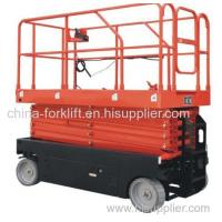 Buy cheap Cheap Price Scissor Type Elevating Platform from wholesalers