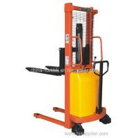 Buy cheap 2016 Hot Protect 1 Ton 2 Ton Semi Electric Stacker from wholesalers