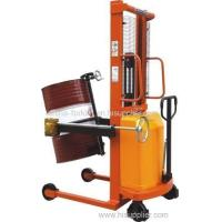 Buy cheap 1.5m Semi Electric Drum Lift Hydraulic Power Lifting EDS Series from wholesalers